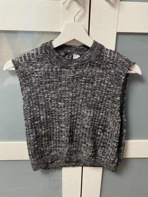 H&M Divided Neckholder Top multicolored