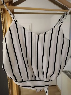 Sheinside Cropped top wit