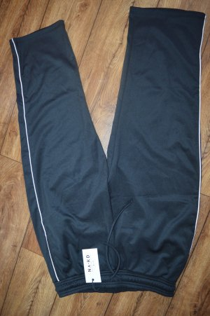Cropped Track Pants Black Neu NA-KD Gr. 40