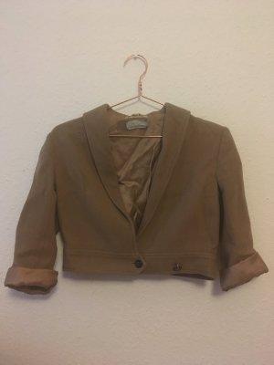 Cropped Woll Jacke Vintage London