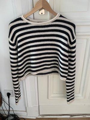 Cropped Zara Knit Jumper