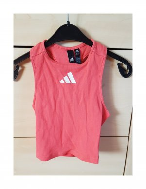 Adidas Cropped top lichtrood