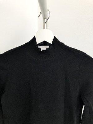 H&M Bodyblouse zwart