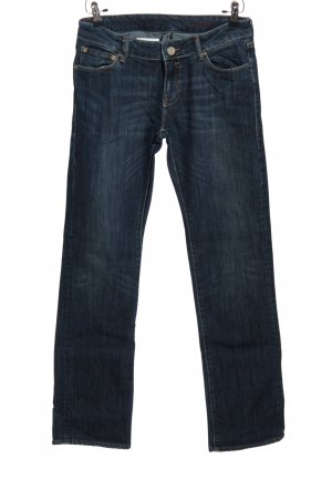 Cross Five-Pocket-Hose blau Casual-Look