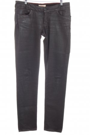 Cross Five-Pocket-Hose graubraun Casual-Look