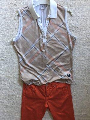 Cross Sports Shirt multicolored