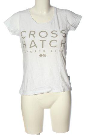 Cross Hatch T-Shirt