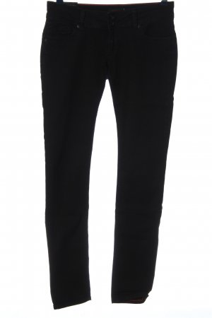 Cross Low Rise jeans zwart casual uitstraling