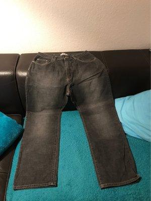 CROSS JEANS Jeansy o kroju boot cut szary