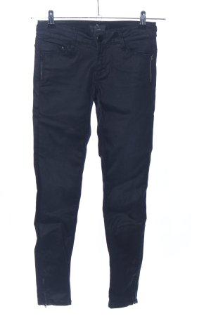 7/8 Jeans schwarz Casual-Look