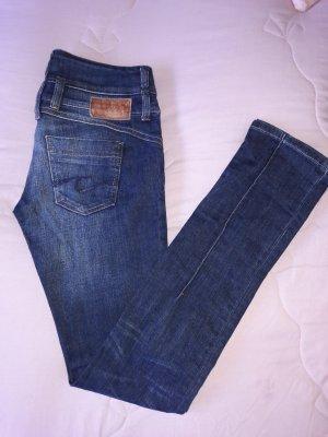Cross Straight Leg Jeans dark grey