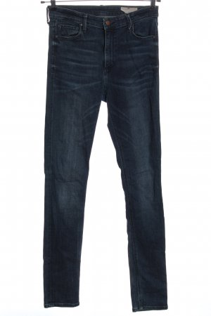 CROSS JEANS High Waist Jeans blau Casual-Look