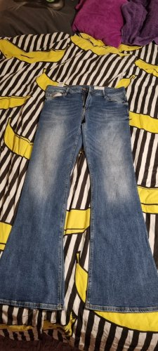 CROSS JEANS Flares blue
