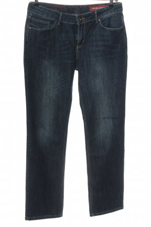 CROSS JEANS Low Rise Jeans blue casual look