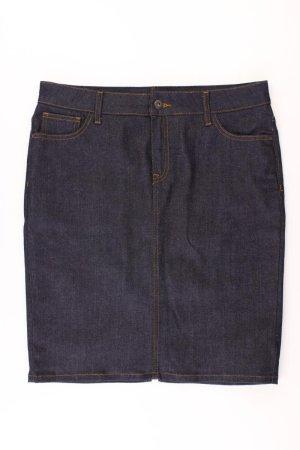 CROSS JEANS Denim Skirt blue-neon blue-dark blue-azure cotton