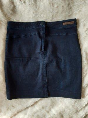 CROSS JEANS Denim Skirt dark blue