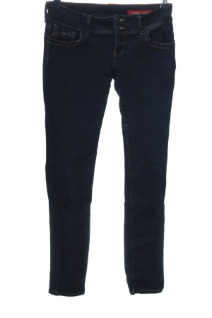 CROSS JEANS Tube Jeans blue casual look