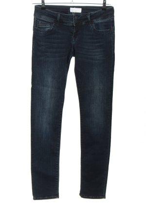CROSS JEANS Skinny Jeans blau Casual-Look