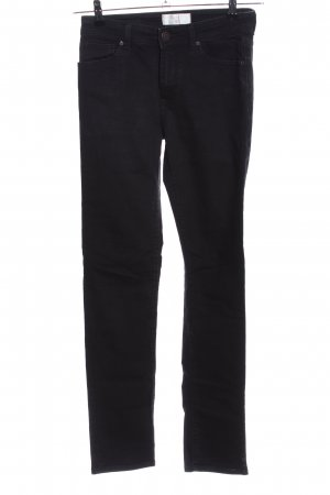 CROSS JEANS Slim Jeans schwarz Casual-Look