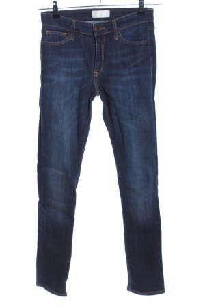 CROSS JEANS Slim Jeans blau Casual-Look