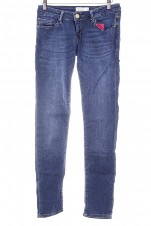 Cross Jeggings stahlblau Casual-Look