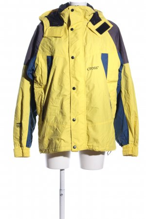 Cross Outdoorjacke mehrfarbig Casual-Look