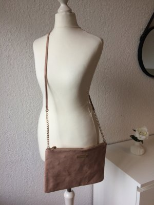 Cross Shoulder Bag | Altrosa | Gold Details