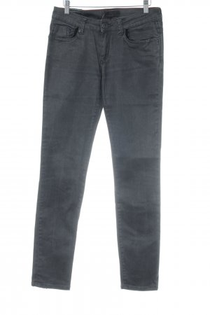 Cross Skinny Jeans anthrazit Casual-Look