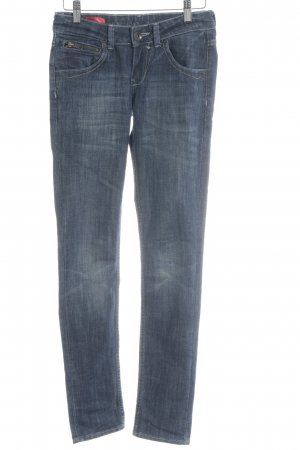 Cross Skinny Jeans graublau schlichter Stil