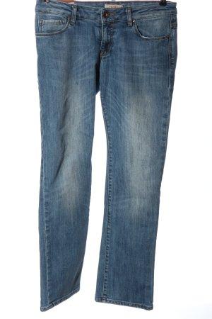 Cross Dopasowane jeansy niebieski W stylu casual