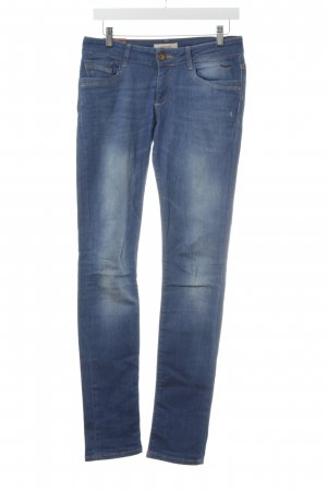 Cross Slim Jeans blau Jeans-Optik