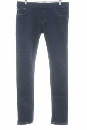 Cross Slim Jeans dunkelblau Business-Look