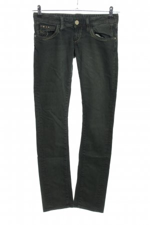 Cross Slim Jeans schwarz Casual-Look