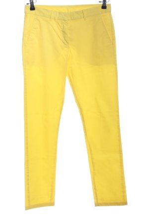 Cross Jersey Pants primrose casual look