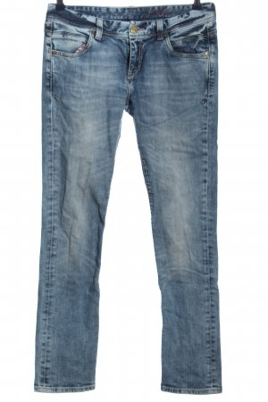 Cross Skinny Jeans blau Casual-Look