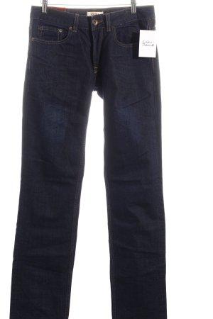 "Cross Straight-Leg Jeans ""Brad"" dunkelblau"