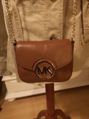 Crossbody bag Michael Kors cognac