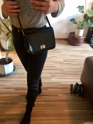 The Leather Satchel Co. Satchel black leather