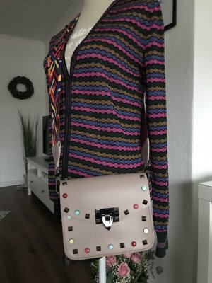 Crossbody  Tasche Stripe bunt
