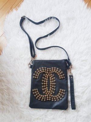 Crossbody Tasche Umhängetasche im Chanel Style Trend Blogger Musthave