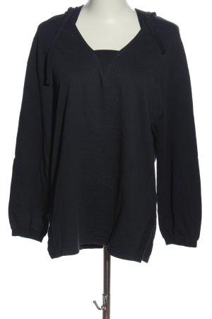 Crossley Felpa con cappuccio nero stile casual