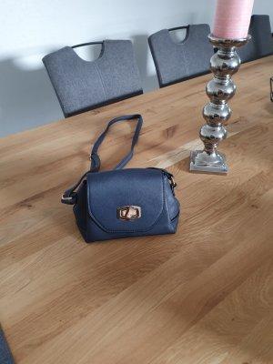 Bijou Brigitte Gekruiste tas donkerblauw