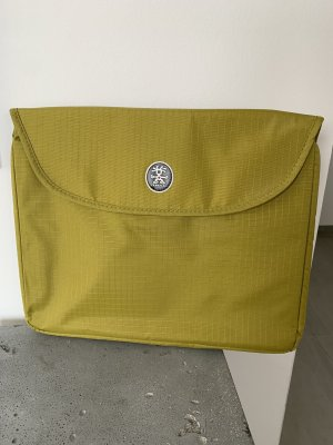 Crumpler Laptop bag olive green