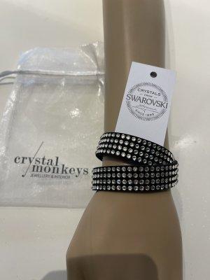 Crystal Money's Armband mit Swarovski Elements neu mit Etikett