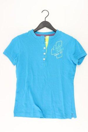 Cube Shirt Größe S türkis aus Baumwolle