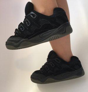 Cube Sneaker, schwarz