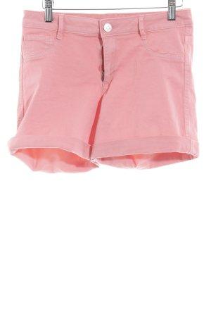 Cubus Hot Pants rosa Metallelemente