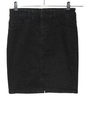 Cubus Gonna di jeans nero stile casual