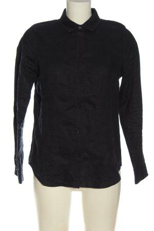 Cubus Camicia a maniche lunghe nero stile casual