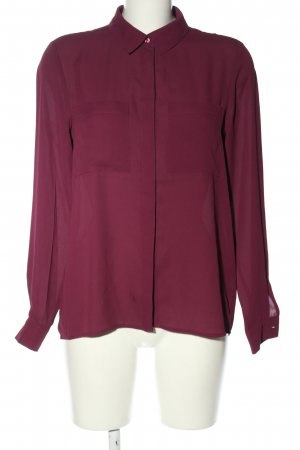 Cubus Oversized Bluse pink Business-Look